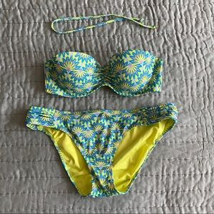 Blue and Green VS Swim Set